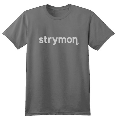 Shirt T Strymon Gray Medium